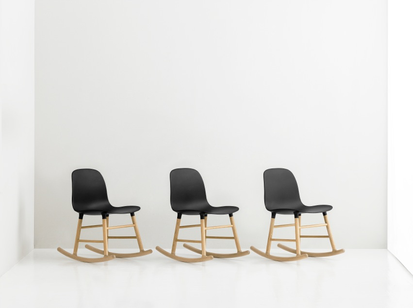 Normann Copenhagen Form Rocking Chair