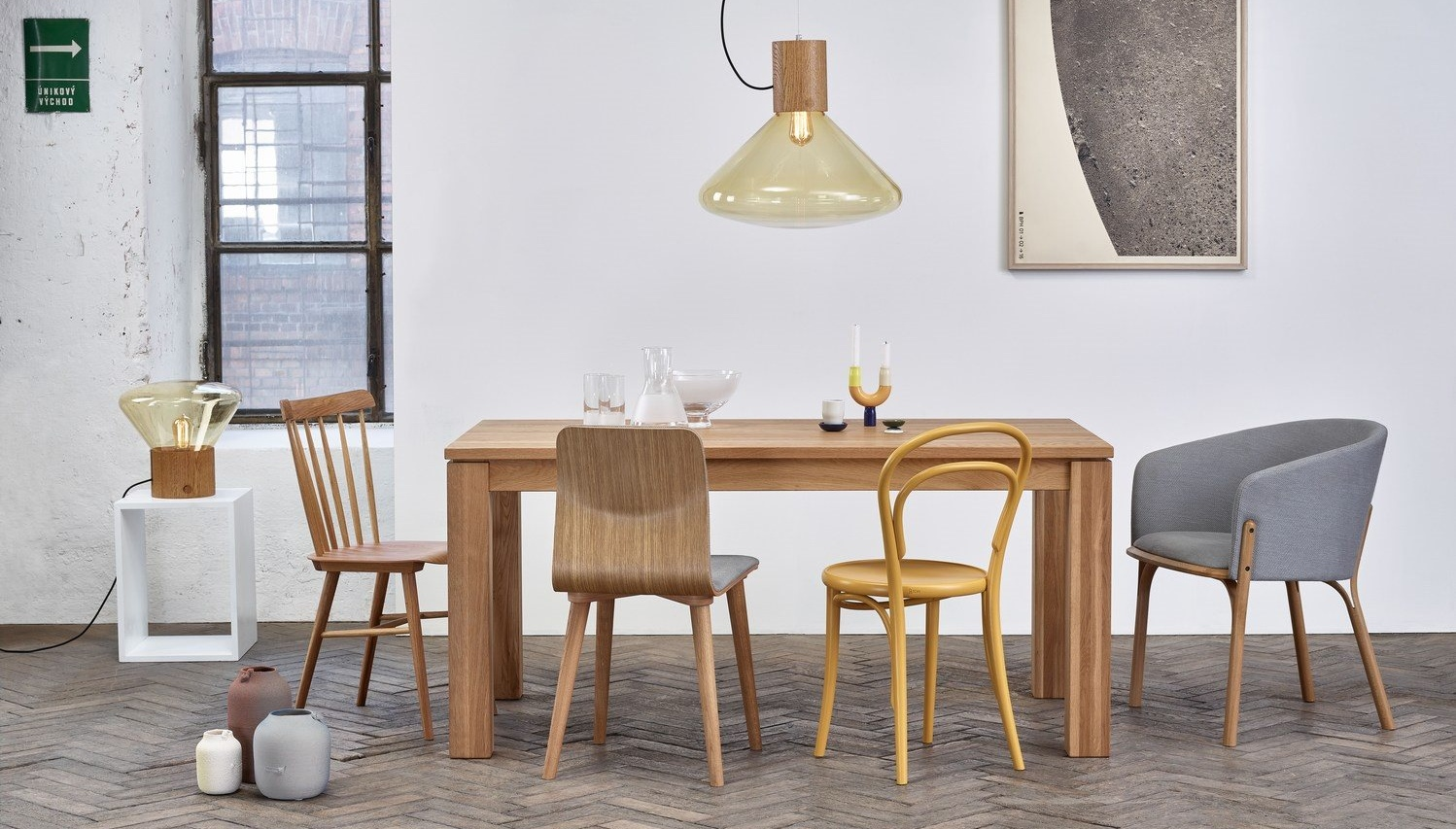 TON Bentwood Chairs